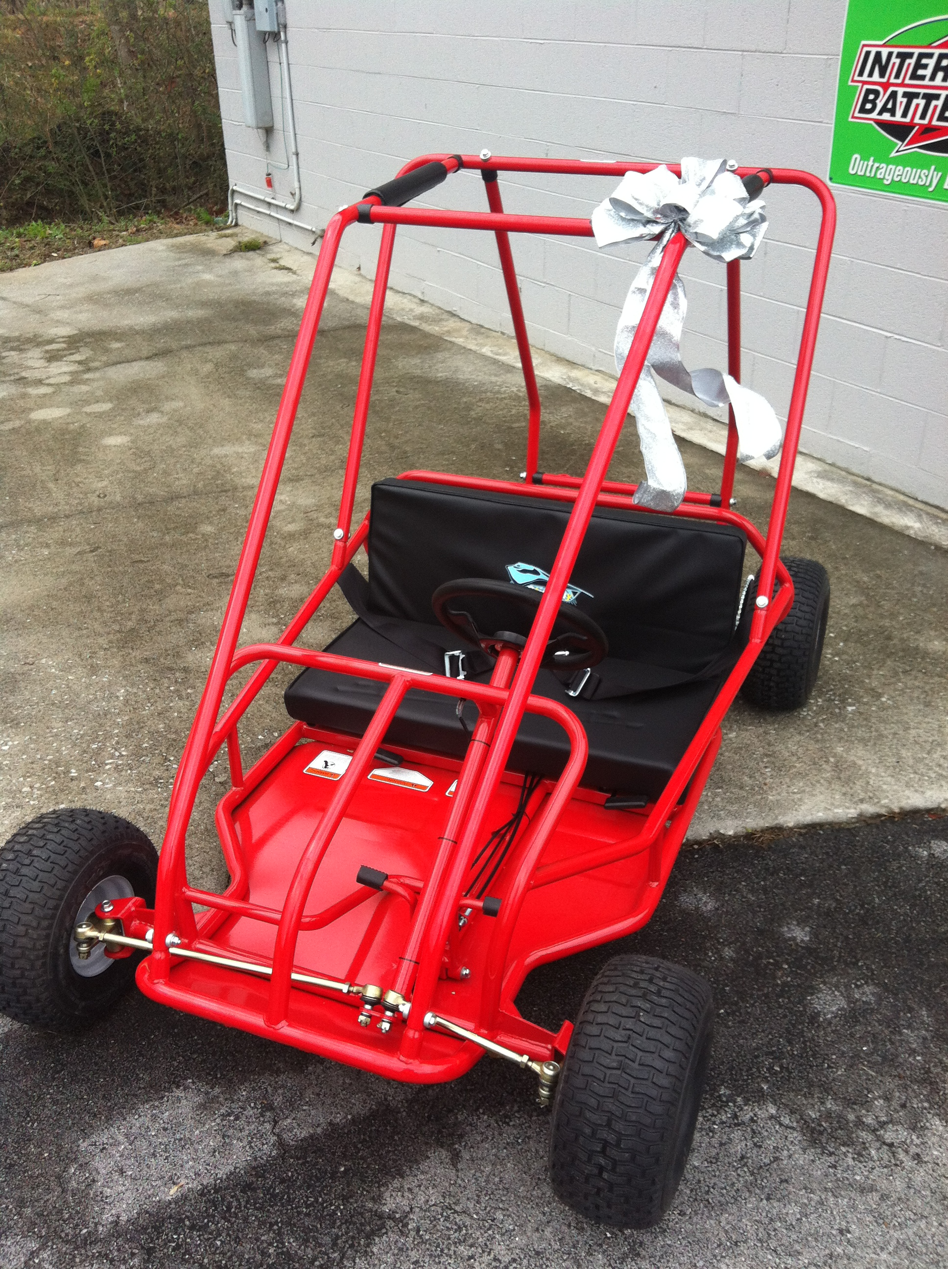 Go Karts Now in Stock!! - ProGreen Plus | Knoxville, TN | Lawn Mower Parts | Riding Lawn Mower ...