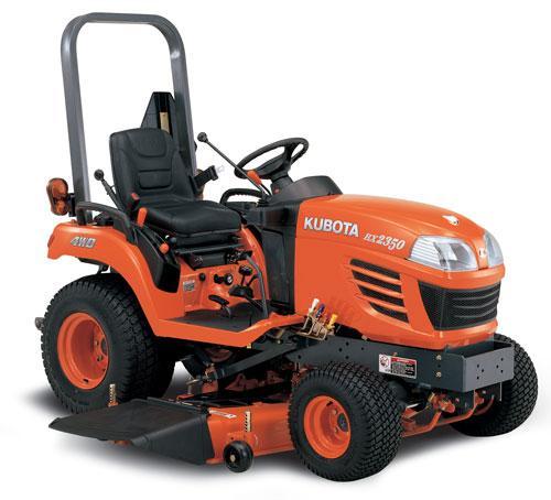 Kubota Lawn Mower Parts : Kubota tractor service progreen plus knoxville tn