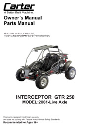 Carter_Brothers_Interceptor_GTR_250_Live_Axle_User_Parts_Manual